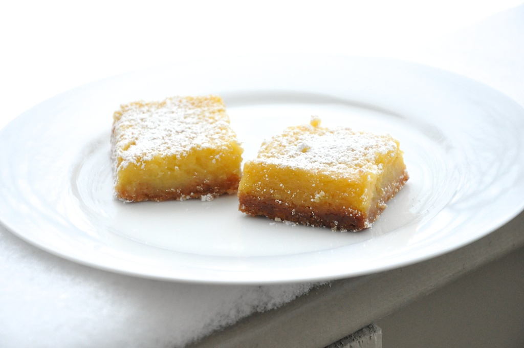 Whole Lemon Bars Recipe // Dula Notes