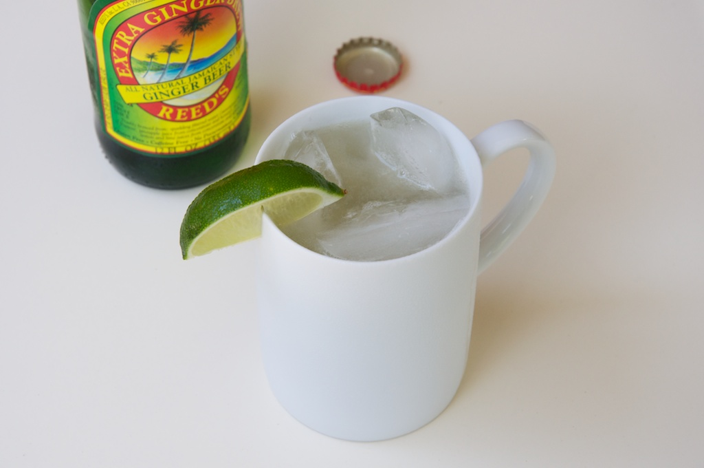 Moscow Mule Recipe // Dula Notes