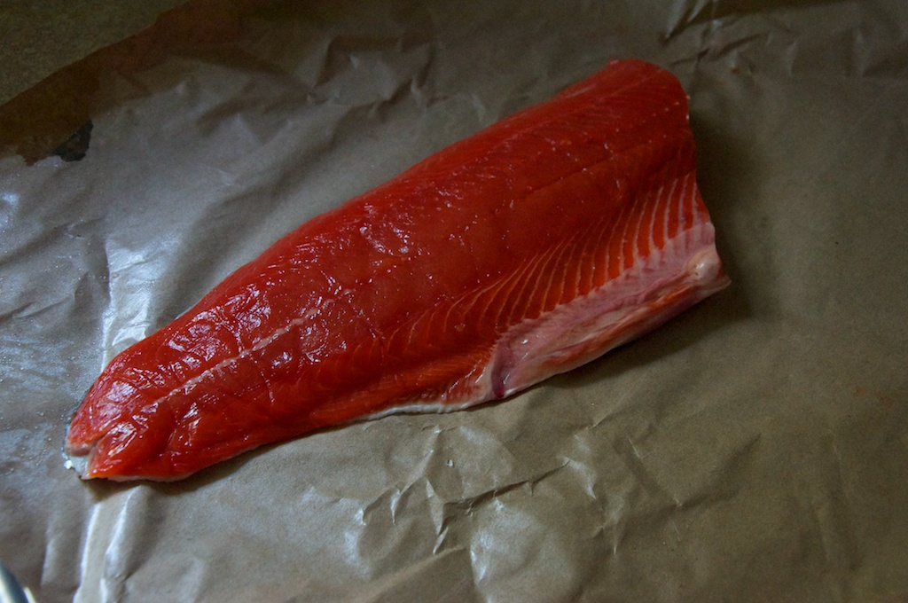 Copper River Sockeye Salmon And Going For The Win Dula Notes