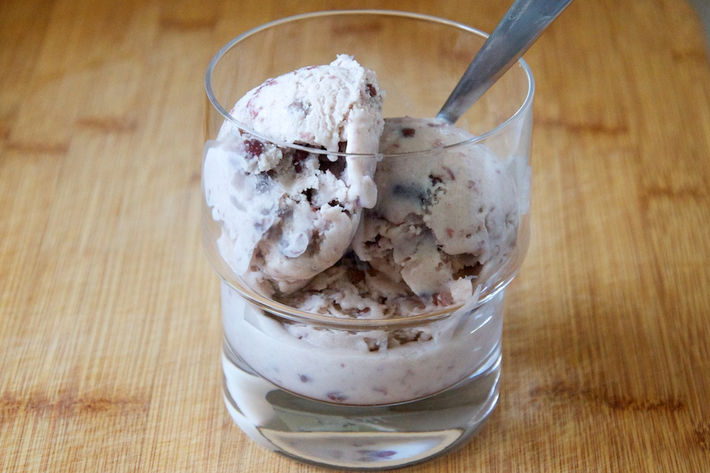 Japanese Azuki Bean Ice Cream Recipe // Dula Notes