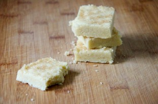 Tender Shortbread Recipe // Dula Notes