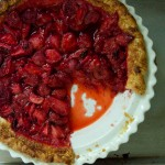 Old-Fashioned Strawberry Pie Recipe // Dula N