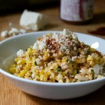 Mexican Street Corn Salad Recipe // Dula Notes