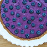 Blueberry Refrigerator Pie Recipe // Dula Notes