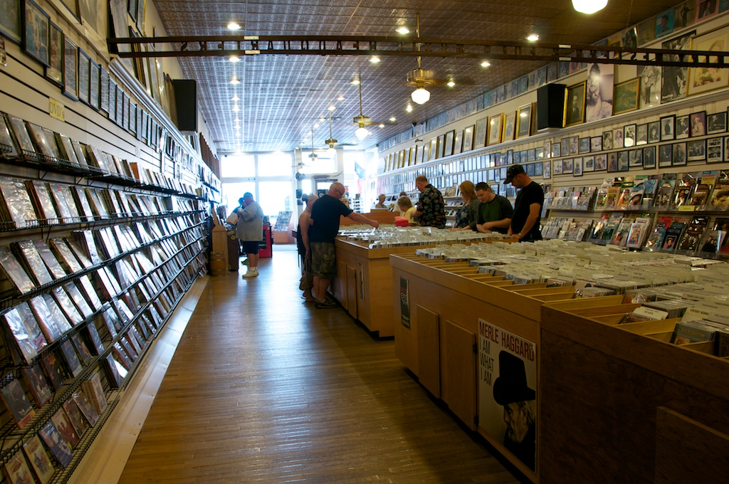Clothing stores   Music clothing store