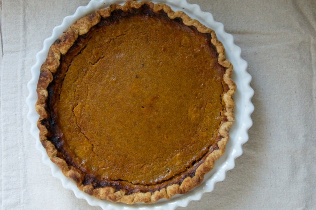 Kabocha Squash Pie Recipe // Dula Notes