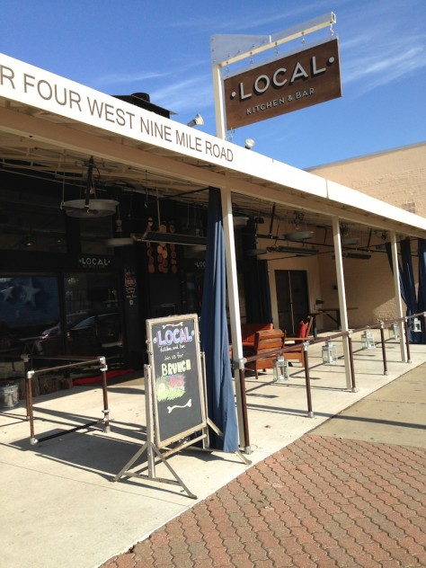 Local Kitchen And Bar Ferndale