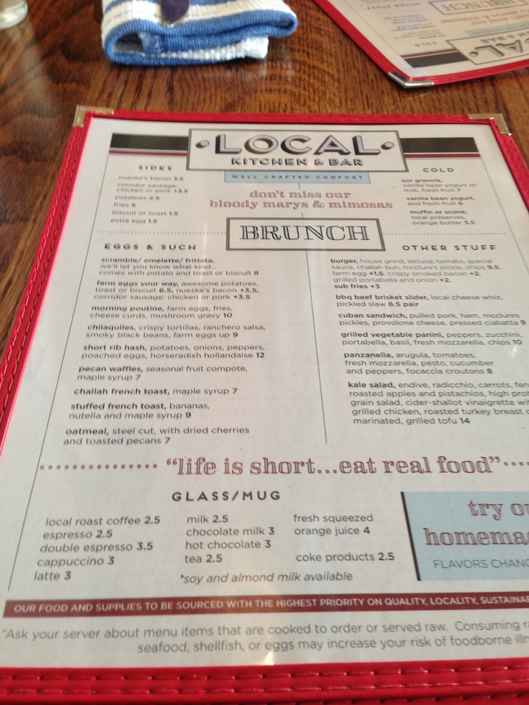 Food Adventure Local Kitchen And Bar Dula Notes