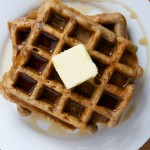 Spiced Stout Waffles Recipe // Dula Notes