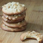 Gluten-Free Almond Pine Nut Cookies Recipe // Dula Notes