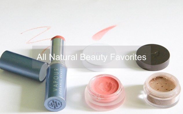 All Natural Beauty Favorites! // Dula Notes