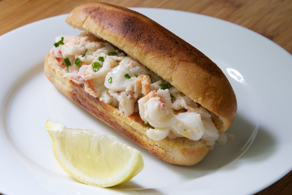 Lobster Roll Recipe // Dula Notes