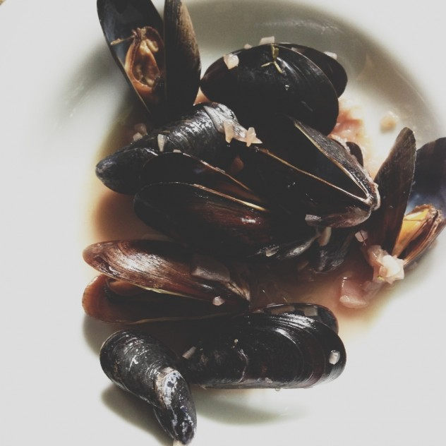Mussels // Dula Notes