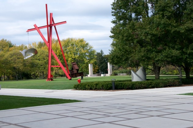 Cranbrook Art Museum + Saarinen House in Bloomfield Hills, Michigan // Dula Notes