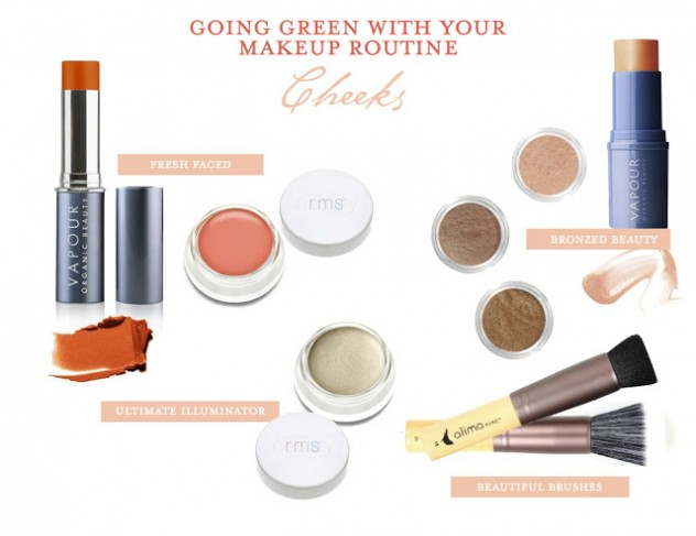 Going Green With Your Makeup Routine // My 5 Favorite Beauty Tips from Pinterest
