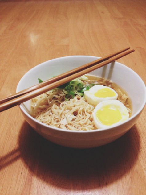David Chang's Chinese Chicken Noodle Soup Recipe // Dula Notes