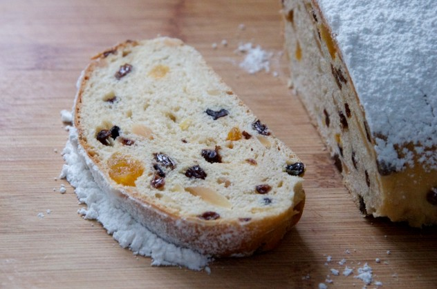 German Christmas Stollen 2013 Recipe // Dula Notes