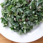 Kale Slaw Recipe // Dula Notes