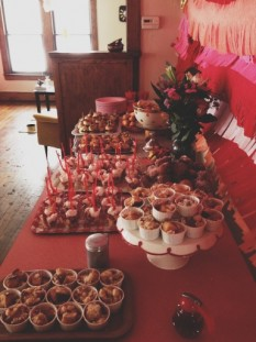 Invited to a Valentine's Day Brunch // Dula Notes