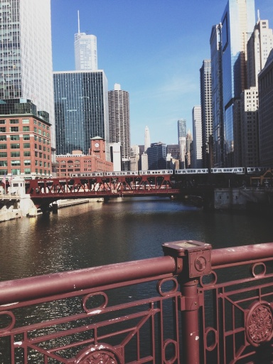 View of Chicago // Dula Notes