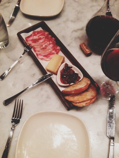 Cured Meat and Cheese at The Purple Pig Chicago // Dula Notes
