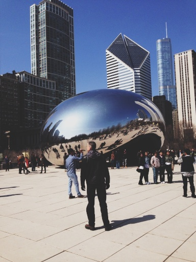 Millenium Park Chicago // Dula Notes
