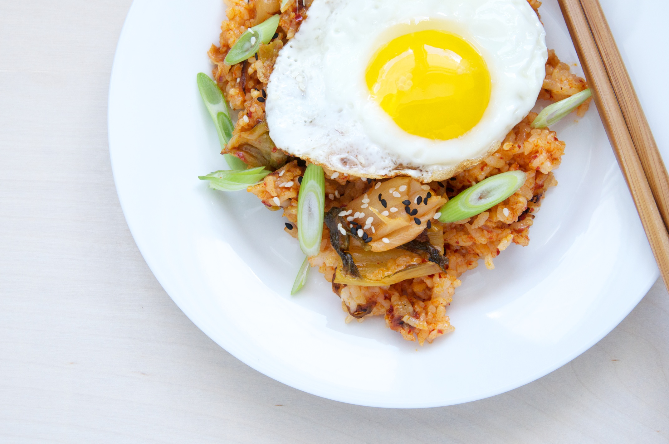 Kimchi Fried Rice Recipe // Dula Notes