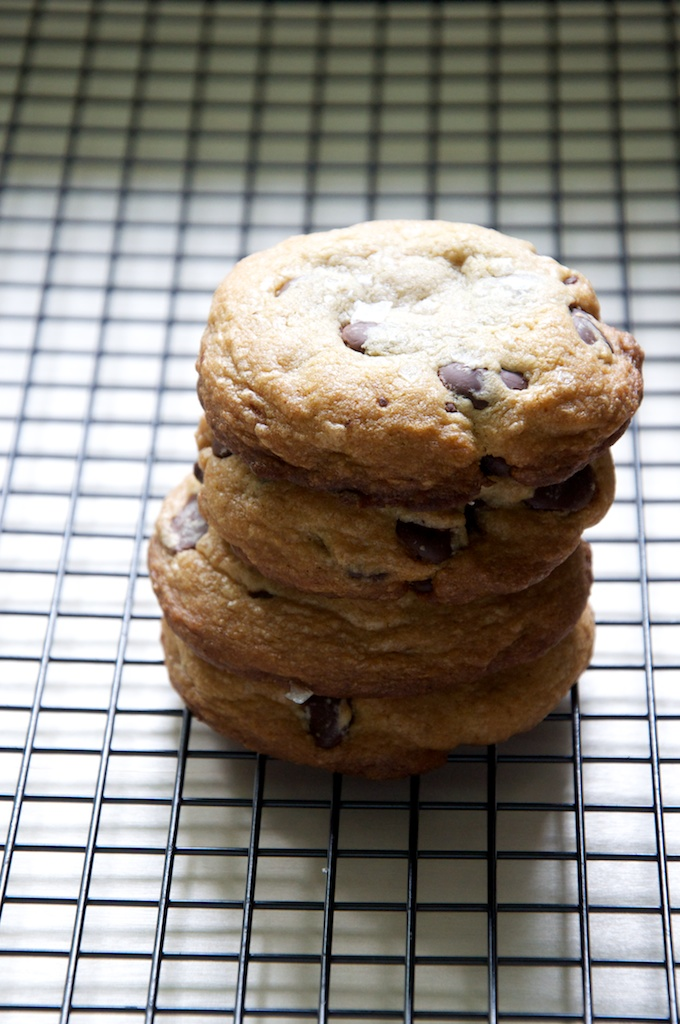 Perfect Chocolate Chip Cookies Recipe // Dula Notes