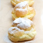 Cream Puffs Recipe // Dula Notes