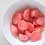 Quick Pickled Radishes // Dula Notes