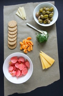 Making A Great Cheese Plate // Dula Notes