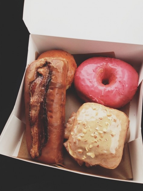Seasonal Snapshots - Chicago Donuts // Dula Notes