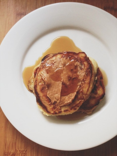 Seasonal Snapshots - Pancakes  // Dula Notes