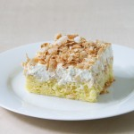 Coconut Tres Leches Cake Recipe // Dula Notes