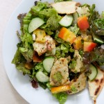 Fattoush Salad Recipe // Dula Notes