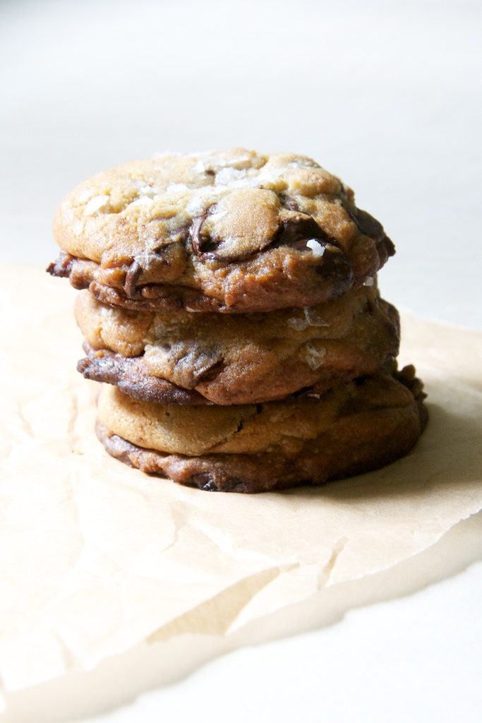 My Favorite Chocolate Chip Cookies | Dula Notes