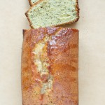 Almond Poppy Seed Bread with Blood Orange Glaze Recipe // www.dulanotes.com @nicoledula