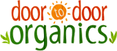 Door to Door Organic Logo