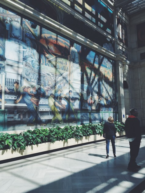 Detroit Institute of Art Detroit, Michigan // @nicoledula