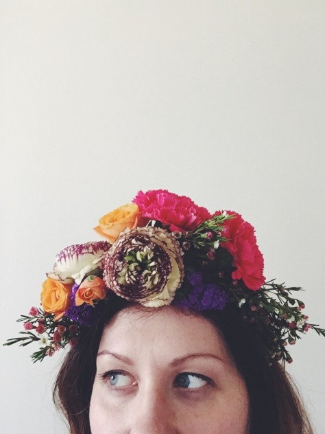 Floral Crown Workshop with Made Floral // www.dulanotes.com @nicoeldula