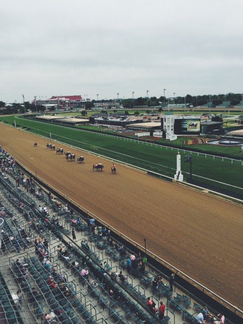 Louisville, Kentucky City Guide 2015 - Churchill Downs // @nicoledula
