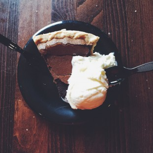 Homemade Ice Cream & Pie Kitchen Louisville, KY // @nicoledula