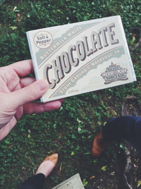 Nashville, Tennessee City Guide 2015 - Olive and Sinclair Chocolate // @nicoledula