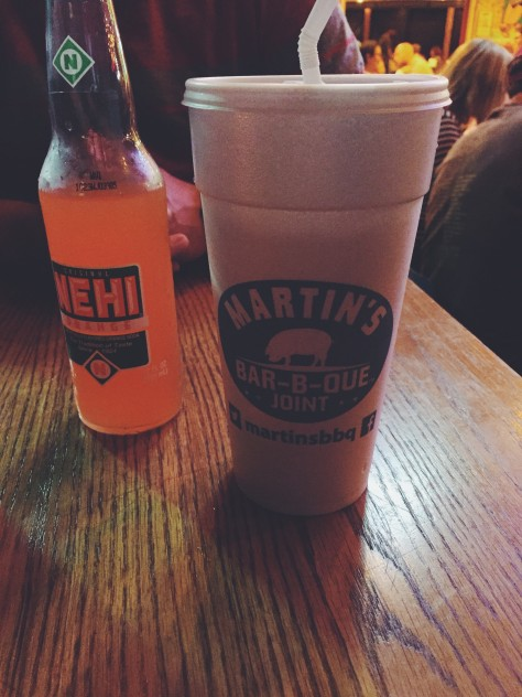 Nashville, Tennessee City Guide 2015 - Martin's Bar-B-Que // @nicoledula