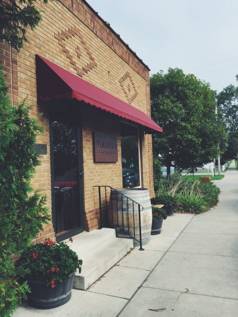 Verterra Winery in Leland, Michigan // @nicoledula