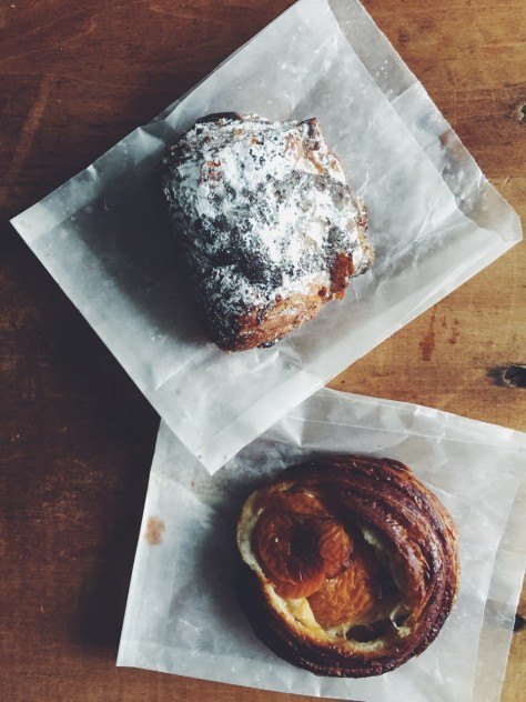 Pleasanton Bakery in Traverse City, Michigan // @nicoledula