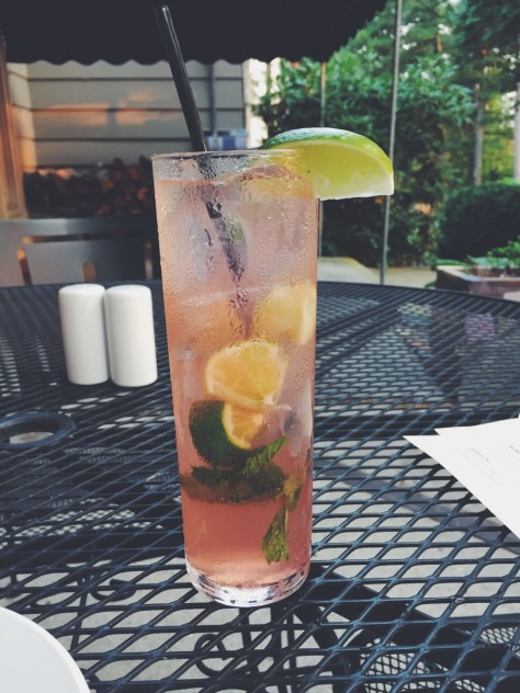 Mission Table Restaurant in Traverse City, Michigan // @nicoledula