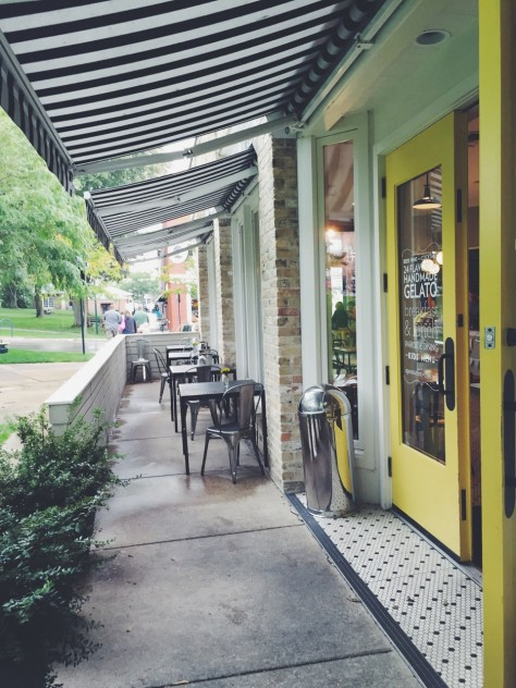 American Spoon Cafe in Petosky, Michigan // @nicoledula