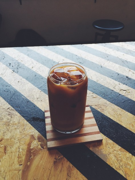 Blk/Mrkt Coffee in Traverse City, Michigan // @nicoledula