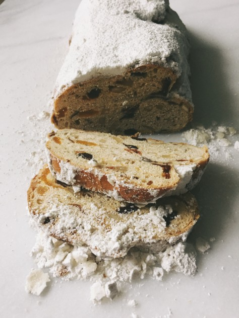 Winter Snapshots - Christmas Stollen Recipe // @nicoledula
